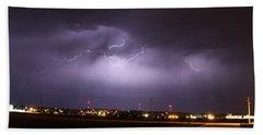 Round 2 More Late Night Servere Nebraska Storms Beach Sheet