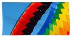 Round Kite Beach Towel