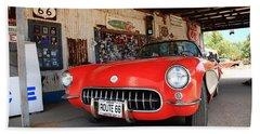 Route 66 Corvette Beach Sheet