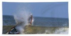 Rowing Beach Towel