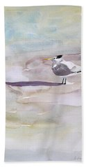 Royal Tern  Beach Towel