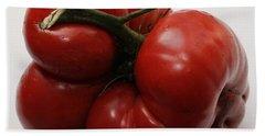 Roys Tomato Beach Towel