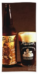 Ruffian Ale Beach Towel