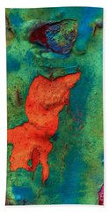 Beach Towel featuring the photograph Rust Is Beautiful by Jerry Gammon