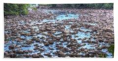 Sacandaga River Beach Sheet