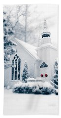 Historic Church Oella Maryland Usa Beach Sheet