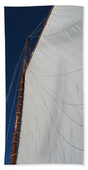 Beach Sheet featuring the photograph Sail Away With Me by Photographic Arts And Design Studio