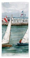 Sailing Class  Beach Sheet