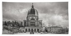 Saint Joseph Oratory Beach Towel