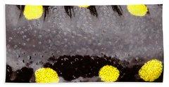 Salamander Skin Beach Towel