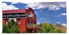 Saloon - Dayton - Nevada Beach Towel