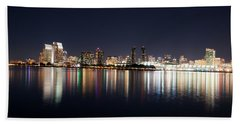 San Diego Ca Beach Towel