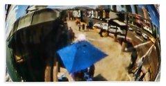 San Diego Round Up By Diana Sainz Beach Sheet