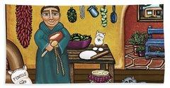 San Pascuals Kitchen Beach Sheet