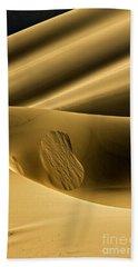 Sand Avalanche Beach Towel
