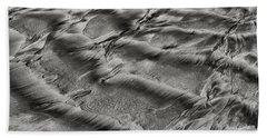 Sand Patterns 1 Beach Towel