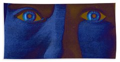 Sandman Beach Towel