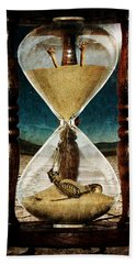 Sands Of Time ... Memento Mori  Beach Sheet