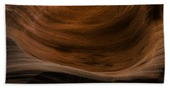 Sandstone Flow Beach Towel