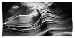 Sandstone Wave Beach Towel