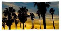 Santa Barbara Sunset Beach Sheet