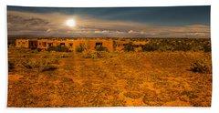 Santa Fe Landscape Beach Sheet