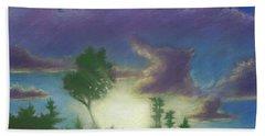 Santee Sunset 02 Beach Sheet