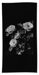 Sarah Van Fleet Variety Of Roses Beach Towel