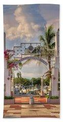 Sarasota Bayside Beach Towel