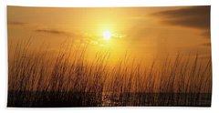 Sarasota Sunset's Beach Towel