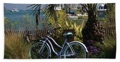 Sausalito Summer Beach Towel