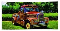 Scammell Highwayman - Color Beach Sheet