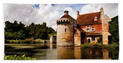 Scotney Castle Beach Towel