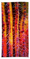 Scottsdale Saguaro Beach Towel