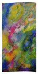 Sea Garden Beach Towel by  Heidi Scott