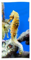 Sea Horses Beach Sheet
