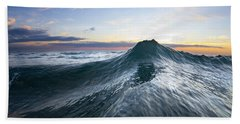 Sea Mountain Beach Towel