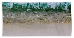 Sea Shore Colors Beach Towel