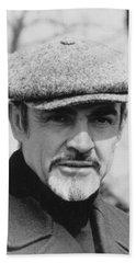 Sean Connery Beach Sheet
