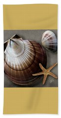 Seashells Spectacular No 38 Beach Towel