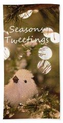 Seasons Tweetings Beach Sheet