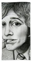 Robin Gibb Beach Towel