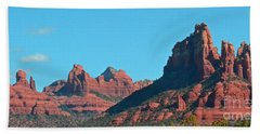 Sedona Panorama Beach Towel