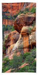 Sedona Stripes Beach Towel
