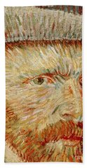 Van Gogh Museum Beach Towels