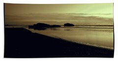 Sepia Study 2 Beach Towel