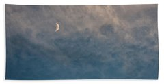Beach Towel featuring the photograph Serene by Doug Gibbons