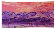 Serenity Beach Towel by Meryl Goudey