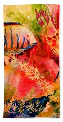 Severums And Angels  Beach Towel