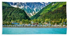 Seward Beach Towel